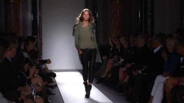 Style.com Fashion Shows - Balmain: Spring 2010 Ready-to-Wear