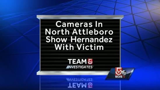 Surveillance cameras, victim's cell phone helping police in homicide case