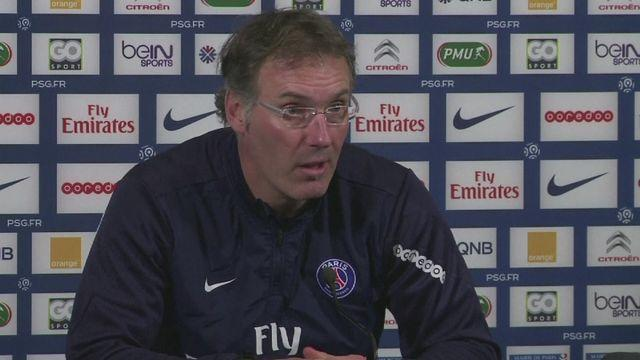 Competiton is great for our forwards - Blanc