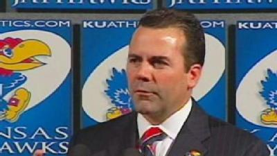 KU's New AD Ready To Get To Work