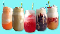 5 Totally Over-the-Top Ice Cream Floats
