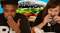 What Happened After We Ate Burger King's Black Whoppers