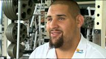 UM Lineman Feliciano Readies For The NFL Draft