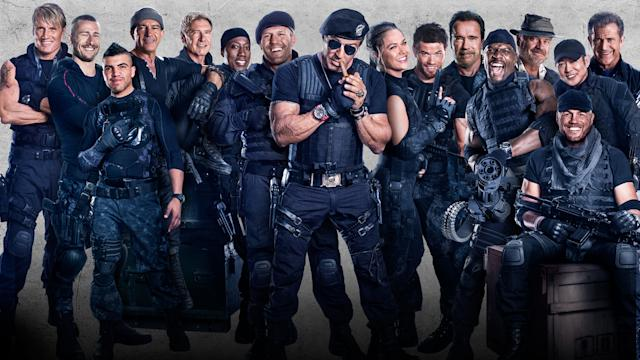 Expendables 3 - Final Trailer