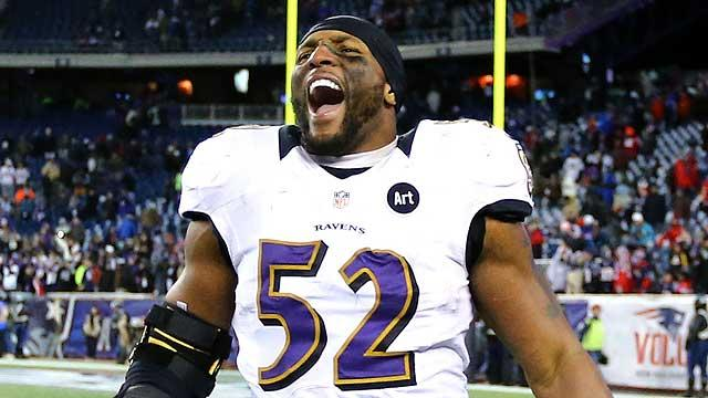 Ray Lewis ranks among greats
