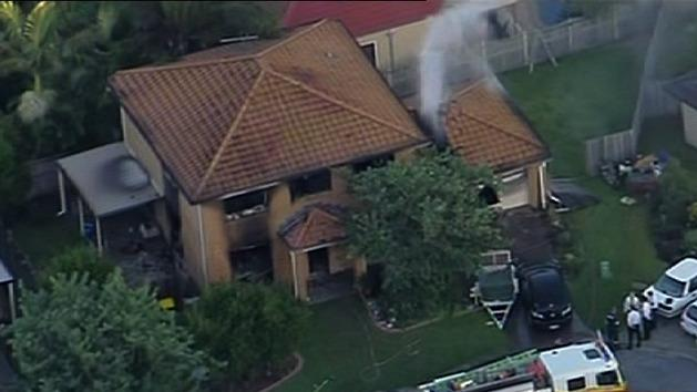 Brisbane fire kills two