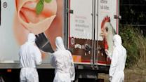 Up to 50 Bodies Found in Truck East of Vienna