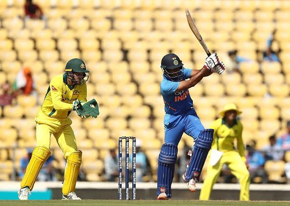 Ambati Rayudu has harmed his chances of being India's no. 4 due to his inconsistency