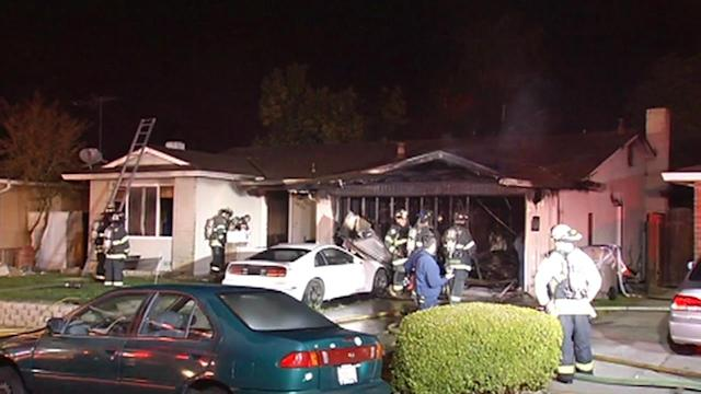 Marijuana grow found at San Jose house fire