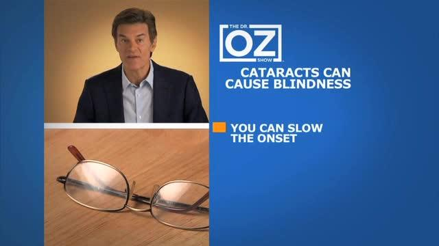 Dr. OZ: Cataracts