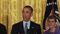 Obama Outlines Plan to Curb Greenhouse Gases