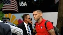 Raw: US World Cup Team Arrives in Brazil