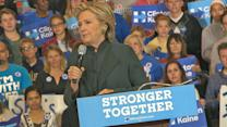 Hillary Clinton Victory Could Help Down-Ballot Democrats