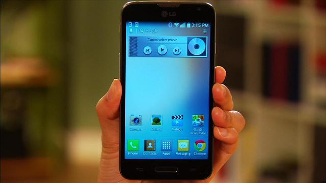 LG Optimus L70 serves up 4G and Android KitKat for $50