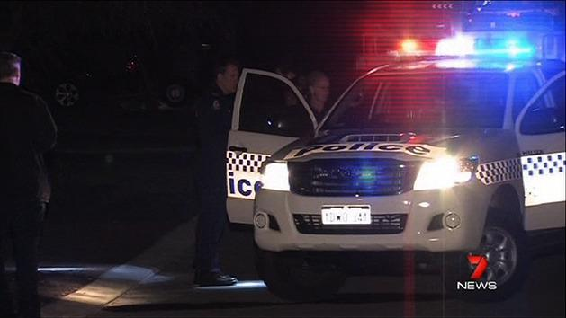 Shots fired in police pursuit