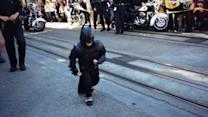 Report: Batkid cost San Francisco $105,000