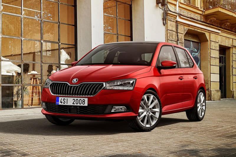 除了SUV家族外,包括Fabia在內的掀背車/房車產品火力也相當平均,齊心將Skoda拱上進口一線品牌。