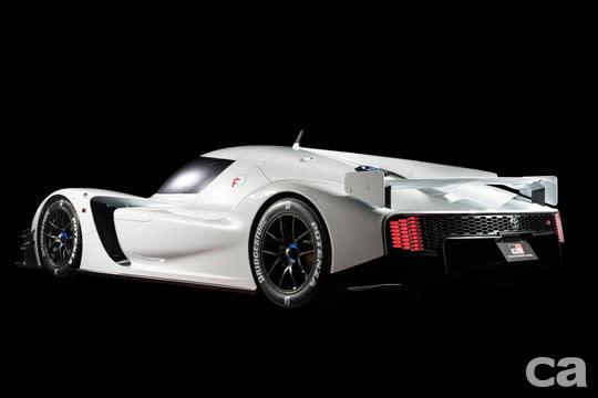 幾乎是純種賽車的設定,美國富豪J.Glickenhaus應該最關心會不會量產。