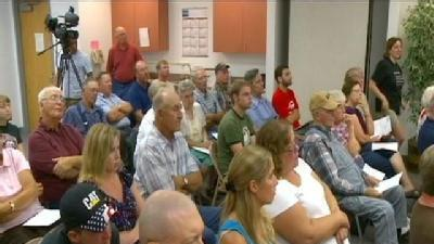 Neighbors Oppose Proposed Hog Confinement