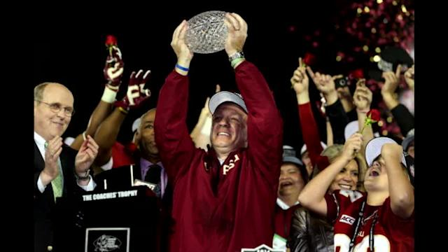 RADIO: A nice farewell to the BCS