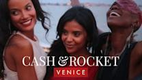 Cash & Rocket - 70 of the World's Most Inspiring Women Invade Venice