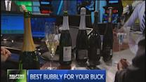 Best bubbly for your buck