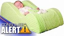 Concern over 'Nap Nanny' infant recliners