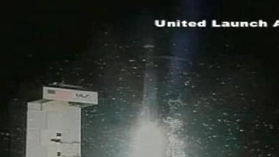 Atlas Rocket Launches From Calif.