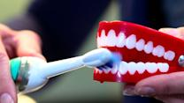 Can a New Electric Toothbrush Really Get Your Teeth Cleaner?
