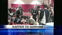Karter on the Verge of taking Gorham Job