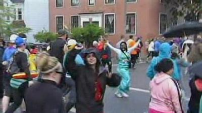 Alcohol Banned At Bay To Breakers