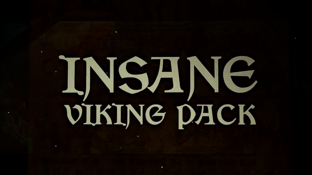 The Banner Saga - Pre-order Exclusive - Insane Viking Pack