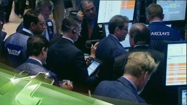 Latest Business News: Stocks Rise on Wall Street, Led by Technology