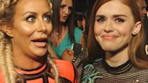 Truth or Dare with Nash Grier, Laura Marano, Bea Miller & More at 2015 MTV VMAs