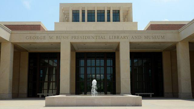 George W. Bush presidential library set to open in Dallas