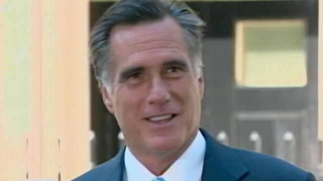Mitt Romney's Olympic Comments Create Stir in London