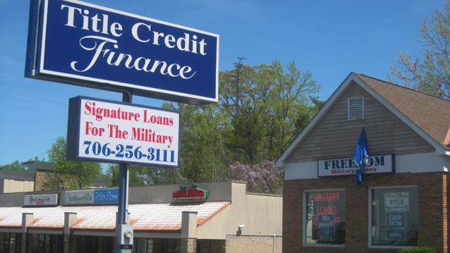 How Finance Companies Exploit Low-Income Borrowers