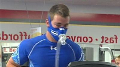 Test Determines Ability To Withstand Heat While Exercising