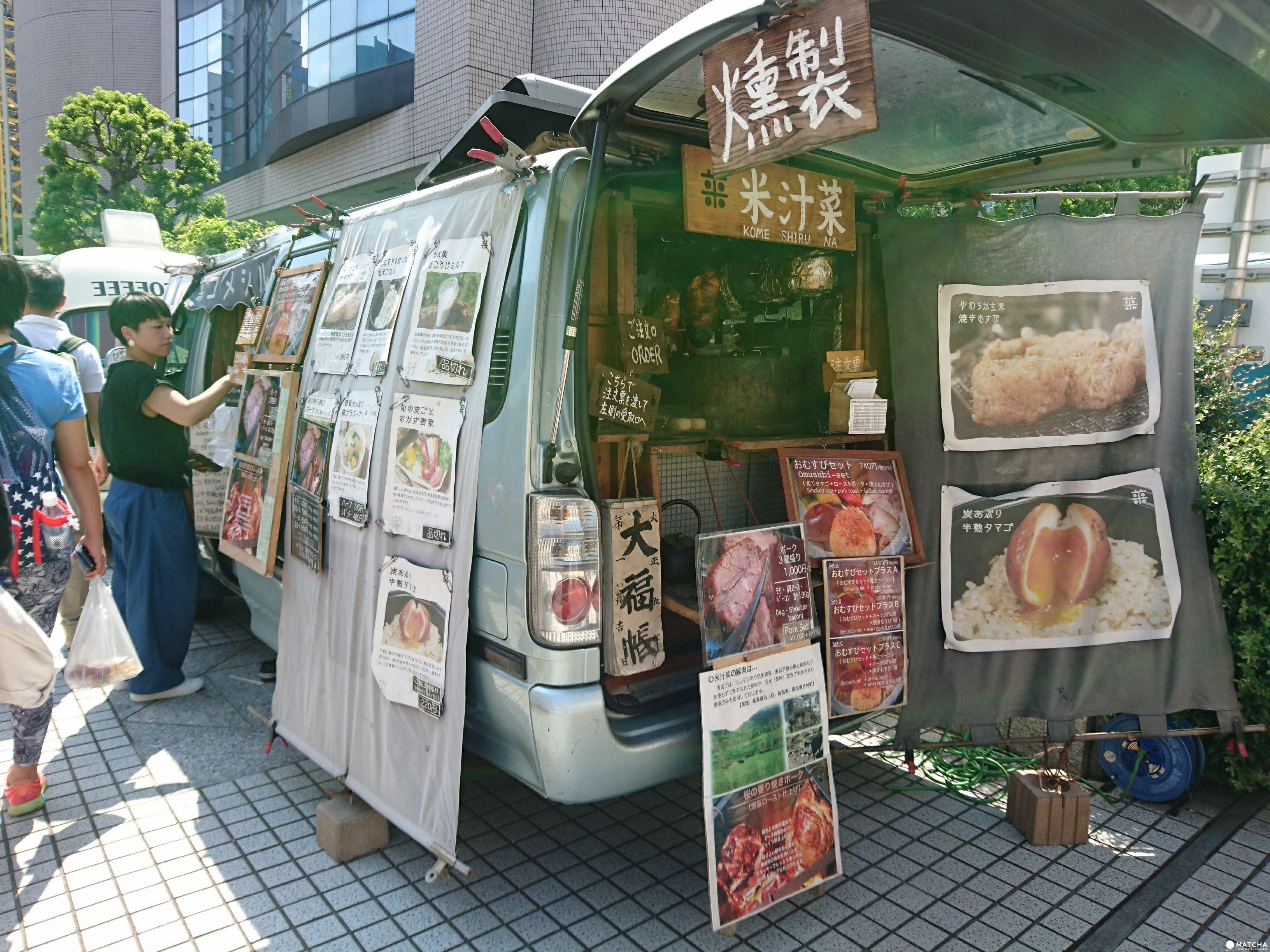 早起的鳥兒有蟲吃!東京朝市6選