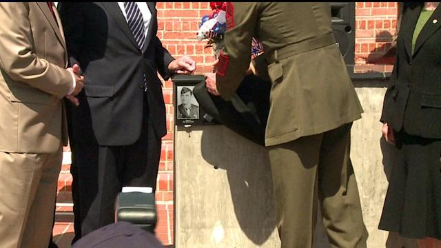 Veterans Memorial Gets For Space For Honor