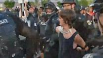 Violent Protests, Protests Break Out in Seattle During May Day Marches
