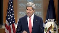 Kerry accuses Russia of 'destabilisation'