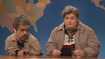 Weekend Update: Drunk Uncle On Taxes