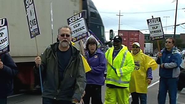 Port of Oakland strike ends early