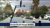 Davis Mom Strikes Back After City Tells Her To Move Basketball Hoop