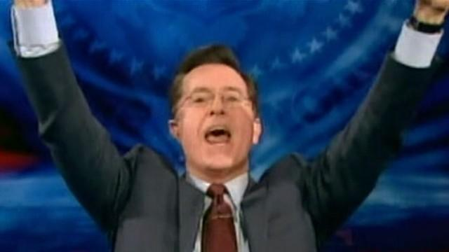 Your Voice, Your Vote: Stephen Colbert for President?