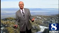 Watch your Monday night KSBW weather forecast 01.07.13