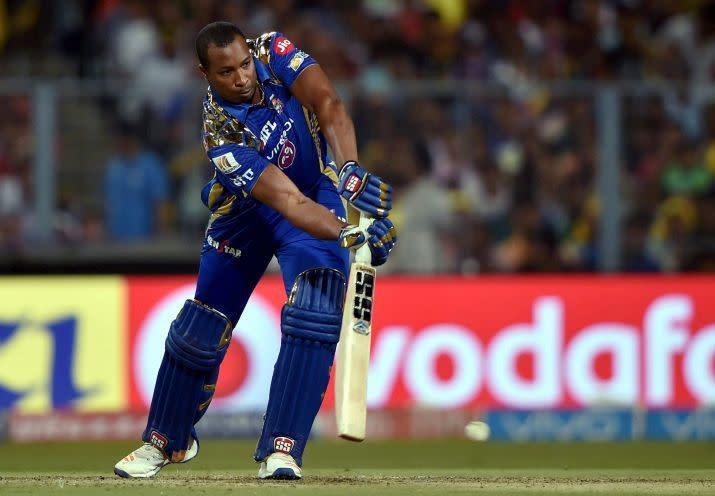 Will Mumbai Indians persist with Pollard one more time ?