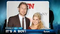 Jessica Simpson Welcomes Baby Boy Ace