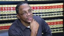 Man freed after wrongful conviction talks freedom
